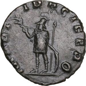 reverse: Gallienus (253-268). AE Denarius, Rome mint, 264-267 AD