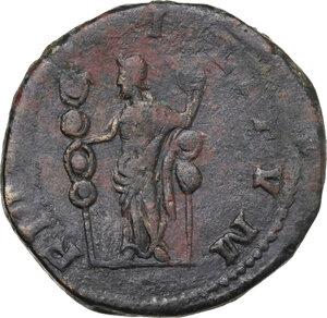 reverse: Postumus (259-268). AE Double Sestertius. Treveri mint, 261 AD