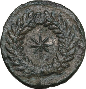 reverse: Helena, mother of Constantine I (Augusta 324-330). AE Follis. Thessalonica mint, 318-319
