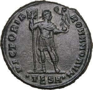 reverse: Jovian (363-364). AE 28 mm. Thessalonica mint, 363-364