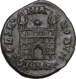 reverse: Flavius Victor (387-388). AE 13.5 mm. Aquileia mint