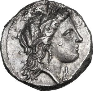 obverse: Southern Lucania, Metapontum. AR Stater, c. 330-290