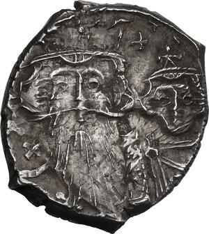obverse: Constans II (641-668). .