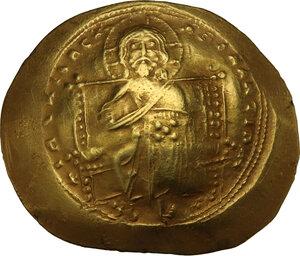 obverse: Constantine X, Ducas (1059-1067). AV Histamenon Nomisma. Constantinople mint, 1062-1065 AD