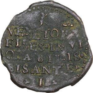 reverse: Famagosta. Alvise I Mocenigo (1570-1577). AE Bezant 1570