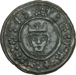 obverse: Firenze. Tessera mercantile XIII-XIV sec