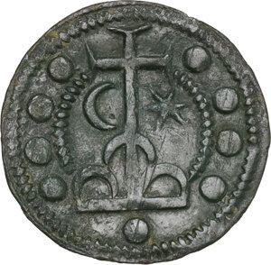 reverse: Firenze. Tessera mercantile XIII-XIV sec