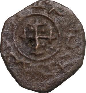 obverse: Gaeta. Tancredi (1189-1194). Follaro