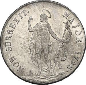 reverse: Genova. Dogi Biennali (1528-1797). Da 8 lire 1795