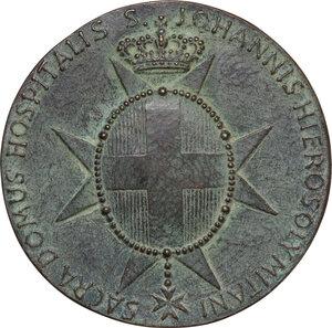 obverse: Malta SMOM. Medaglia 1954 per il Congresso Mariano
