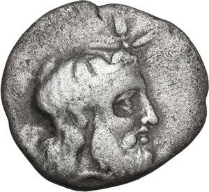 obverse: Akragas. AR Litra, 279-241 BC