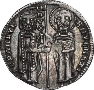 Venezia. Giovanni Dandolo (1280-1289). Grosso matapan