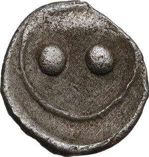 reverse: Gela. AR Hexas-Dionkion, c. 480/75-475/70 BC