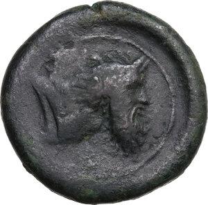 reverse: Herbessos. AE 28 mm, c. 335-325 BC