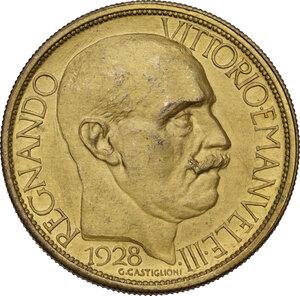 obverse: Vittorio Emanuele III (1900-1943). 2 Lire 1928