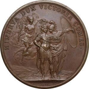 reverse: Carlo Emanuele III (1730-1773). Medaglia 1739