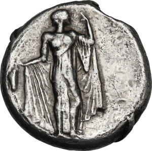 reverse: Himera. AR Tetradrachm, c. 460 BC