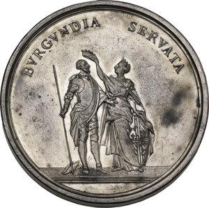 reverse: Regnando Vittorio Emanuele II (1861-1878). Beroldo (998-1026), Primo Conte di Savoia. Medaglia di restituzione