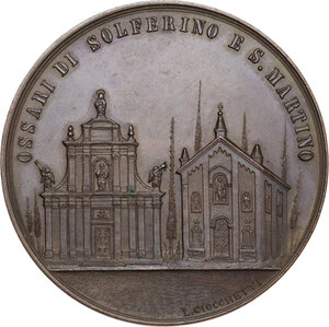reverse: Umberto I (1844-1900). Medaglia 1893