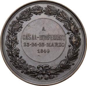 reverse: Umberto I (1844-1900). Medaglia 1899