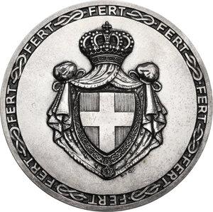 reverse: Umberto II (1904-1983). Medaglia s.d. (1983) in ricordo