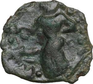 obverse: Himera. AE Hexas or Dionkion, c. 420-409/8 BC