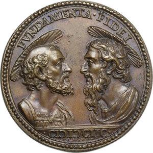 reverse: Innocenzo XII (1691-1700), Antonio Pignatelli. Medaglia annuale A. VII