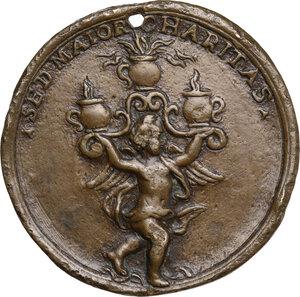 reverse: Innocenzo XII (1691-1700), Antonio Pignatelli. Medaglia s.d