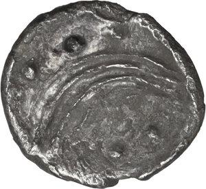 reverse: Kamarina (?). AR Hemilitron, c. 413-410 BC