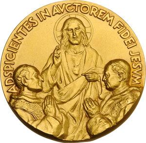obverse: Pio XI (1922-1938), Achille Ratti. Medaglia straordinaria 1931 A. X