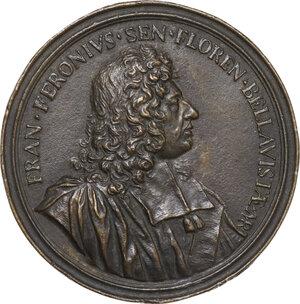 obverse: Francesco Feroni (1614-1695). Medaglia