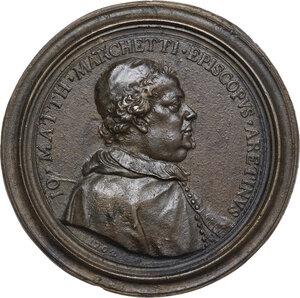 obverse: Giovanni Matteo Marchetti (1647-1704) . Medaglia uniface 1702