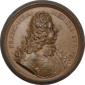 obverse: Francesco Maria de  Medici (1660-1771). Medaglia uniface