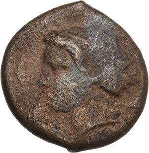 obverse: Kentoripai. AE litra, 344-336 a.C