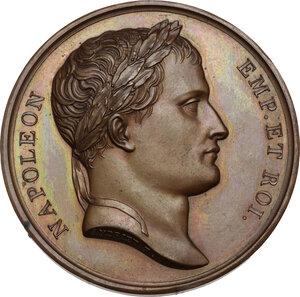 obverse: Napoleone I (1805-1814) Imperatore di Francia e Re d Italia. Medaglia 1812 per la ritirata dell esercito durante la Campagna di Russia