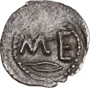 reverse: Messana. AR Hemilitron, c. 425-421 BC