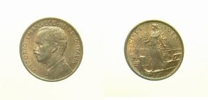 Vittorio Emanuele III 1 cent. 1915