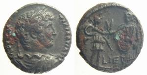 Adriano Alessandria Tetradracma
