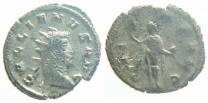 Gallieno Antoniniano Mediolanum