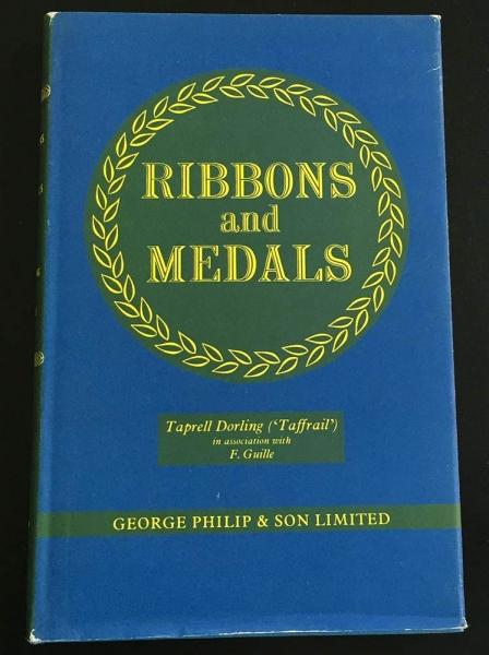 Captain H Taprell Dorling  Ribbons & Medals  - Dea Moneta