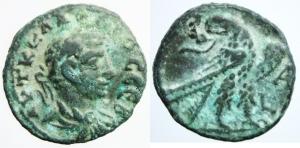 Claudio II Tetradracma