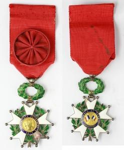 Francia. Legion d'onore (1870-1951). Decorazione XX sec.