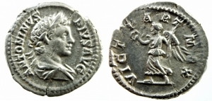 Denario Caracalla