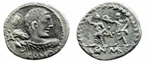 Denario Cornelia